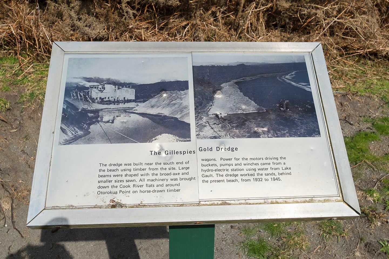 Gillespies Bucket Dredge Walk,New Zealand @NZNational parks