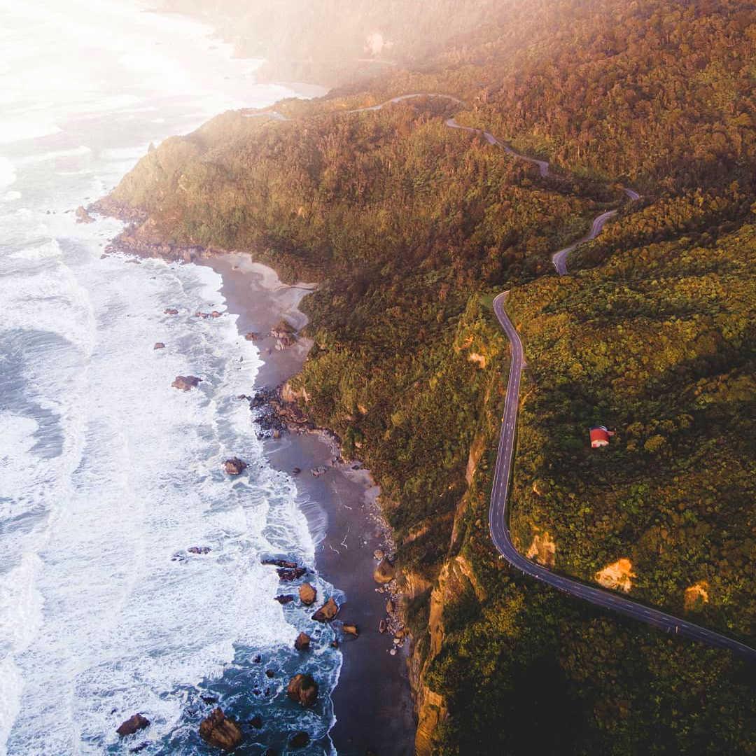 Greymouth,New Zealand @nathro.o