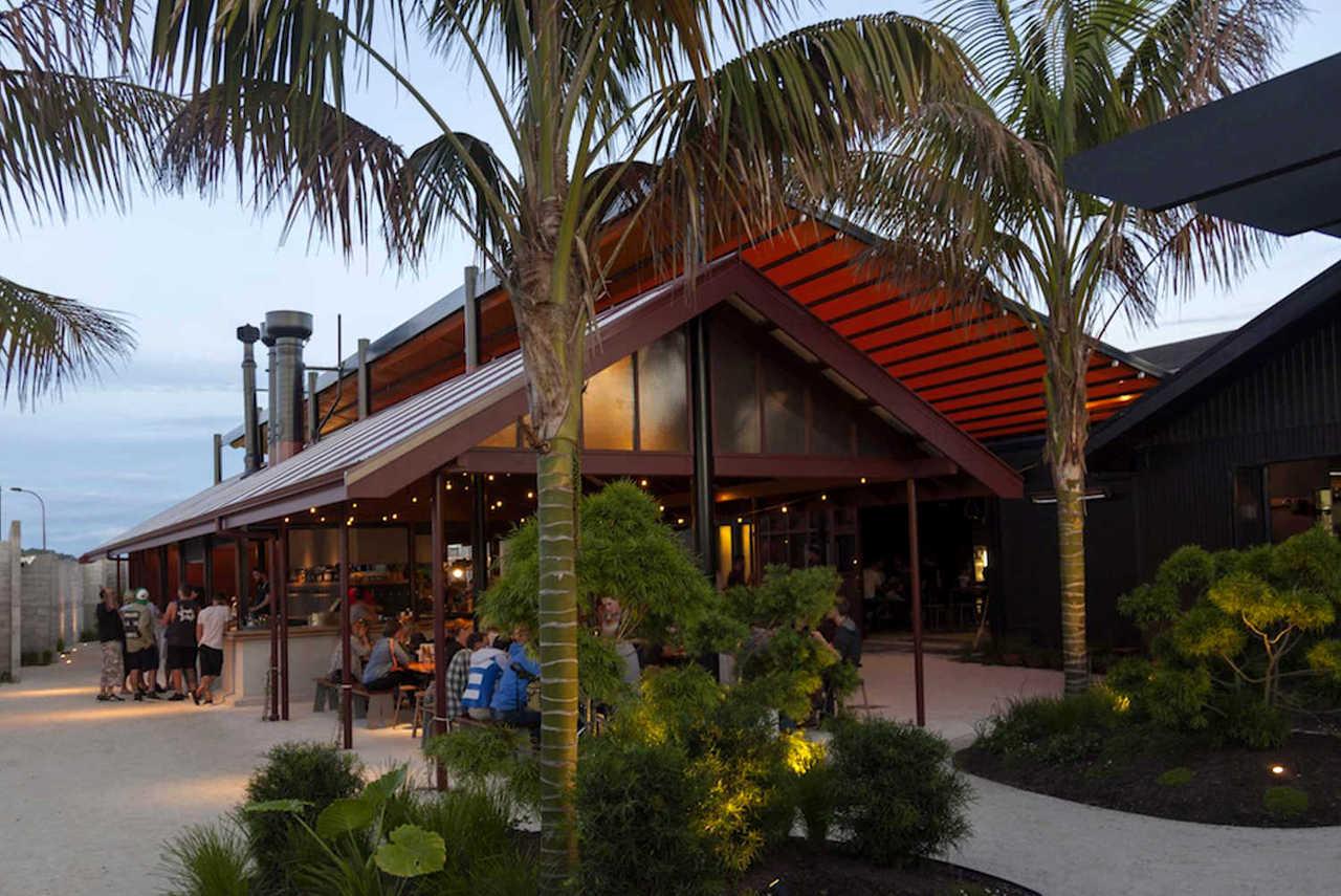 Halleratu Brewery, Auckland, New Zealand @Concrete Playground