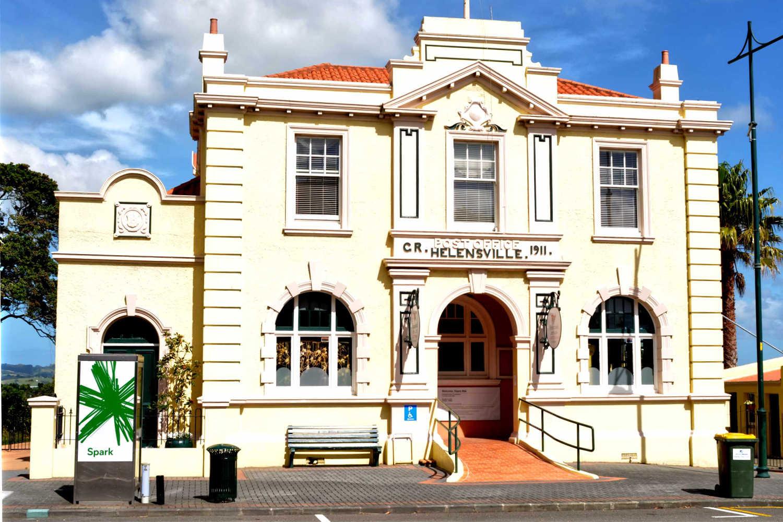 Helensville 1911 Heritage former Post Office