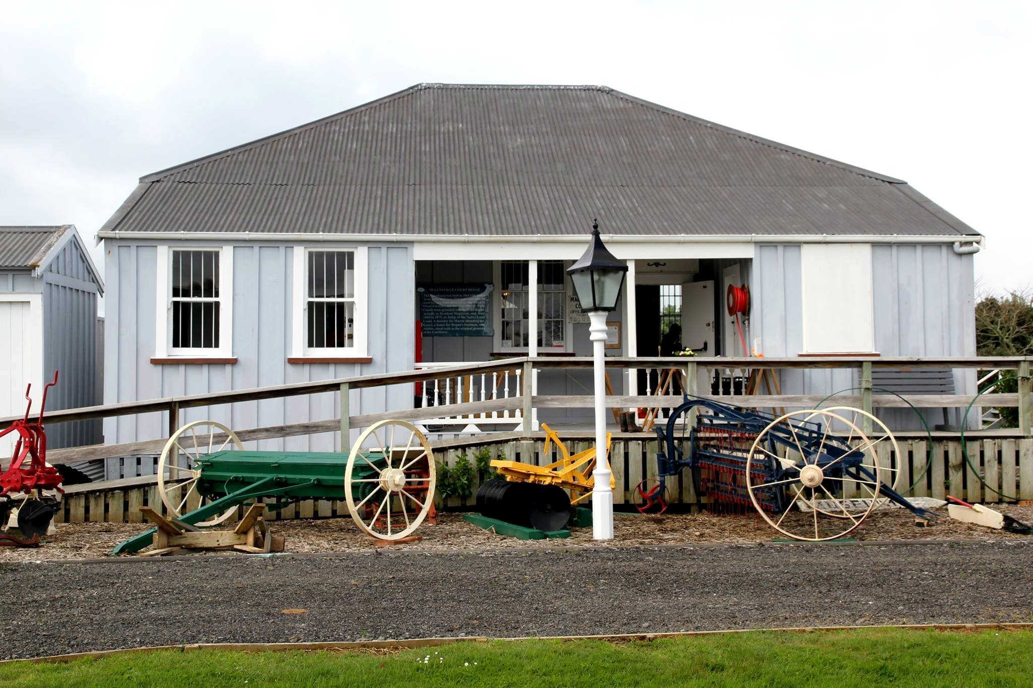 Helensville Museum, Auckland, New Zealand @Helensville Museum