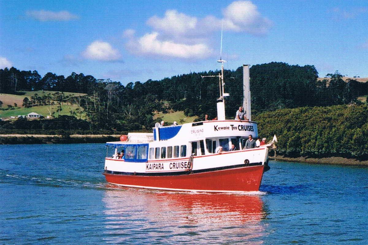 Kaipara Cruises, Auckland, New Zealand @NZ Herald