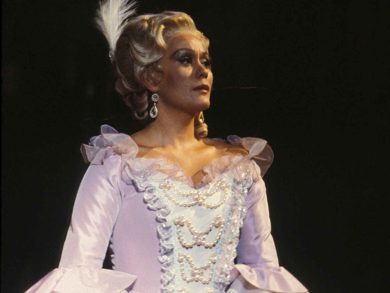Kiri Te Kanawa @Metropolitan Opera