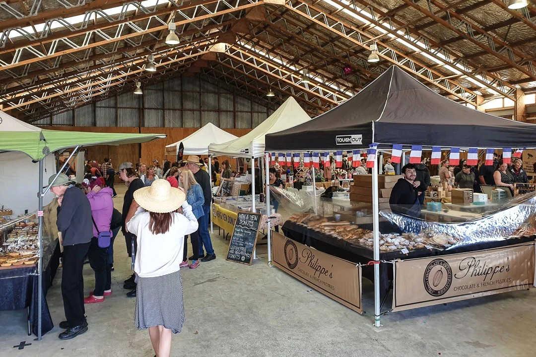 Kumeu Market,Auckland, New Zealand @Ang Sarap