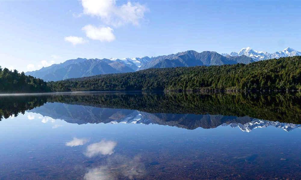 Lake Gault, New Zealand @Doc
