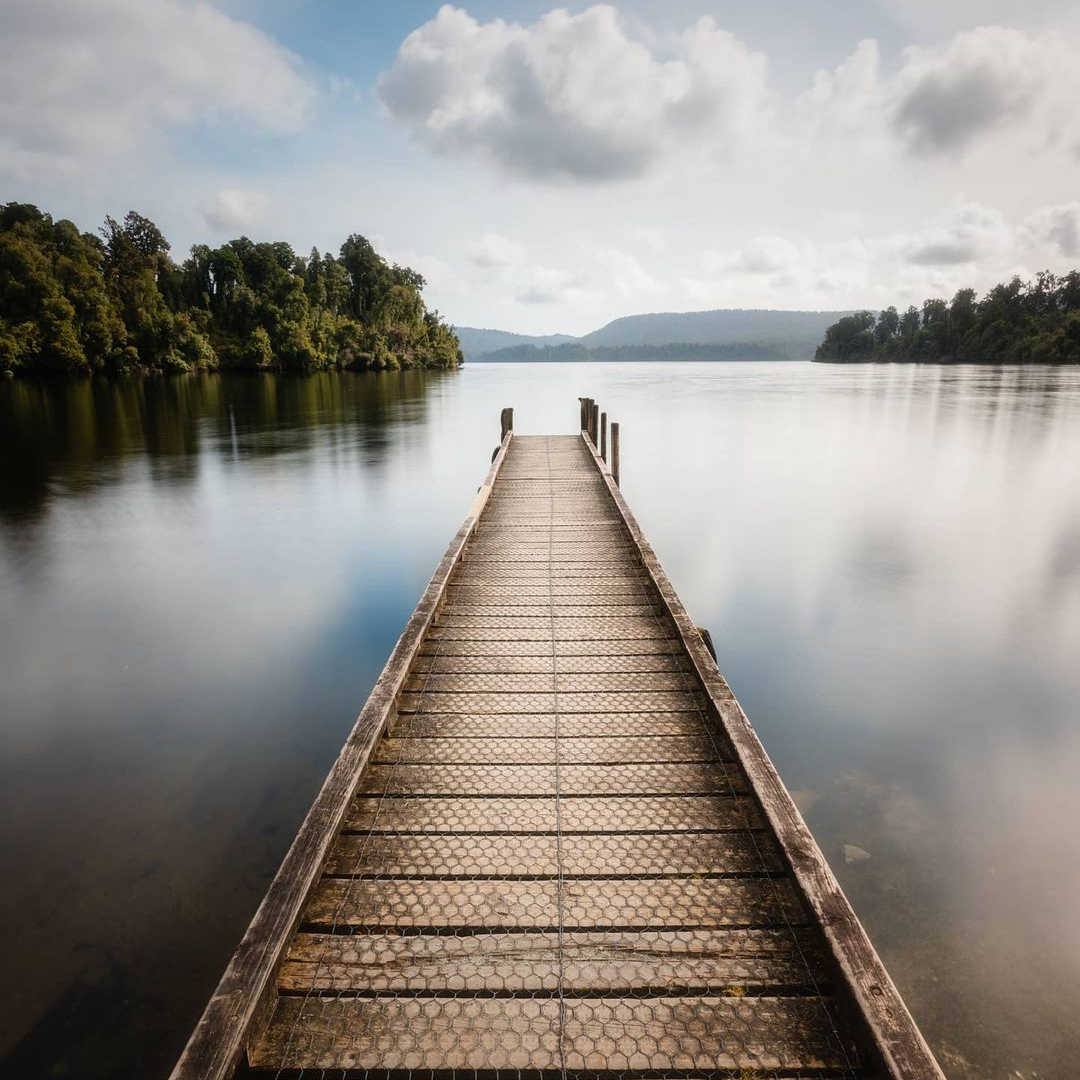 Lake Wahapo,New Zealand @divakn