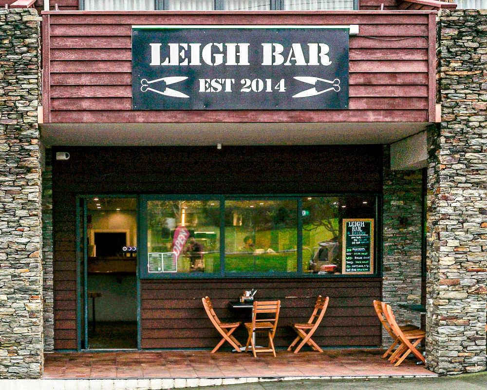 Leight Bar, Auckland, New Zealand @guy parkes LeightByTheSea