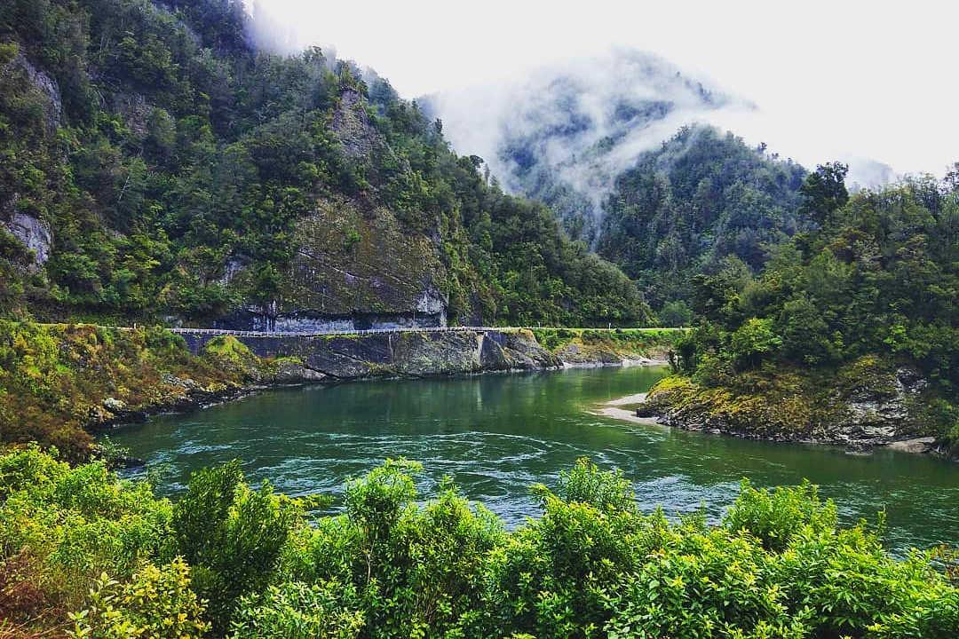 Lower Buller gorge,New Zealand @tulip.kuning