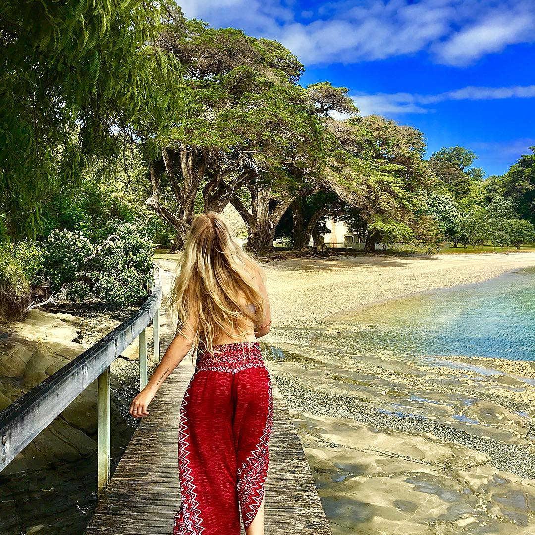 Mahurangi Peninsula,New Zealand @anika_0601