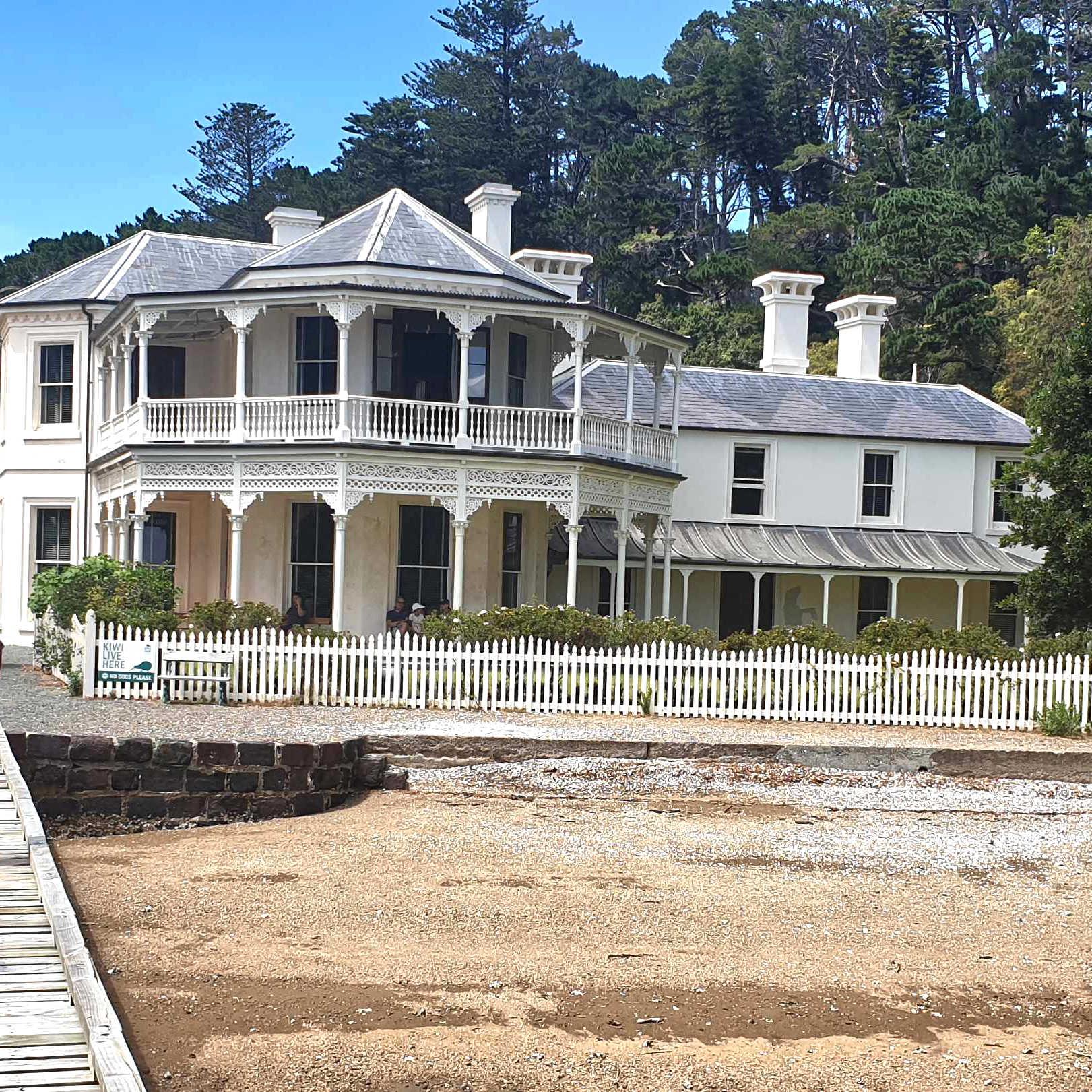 Mansion House, Kawau Island, Auckland