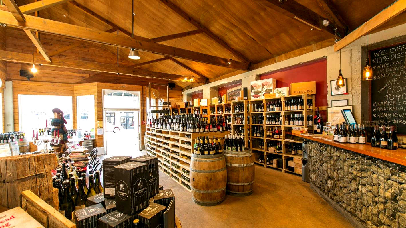 Martinborough Wine Merchants,New Zealand @Stuff