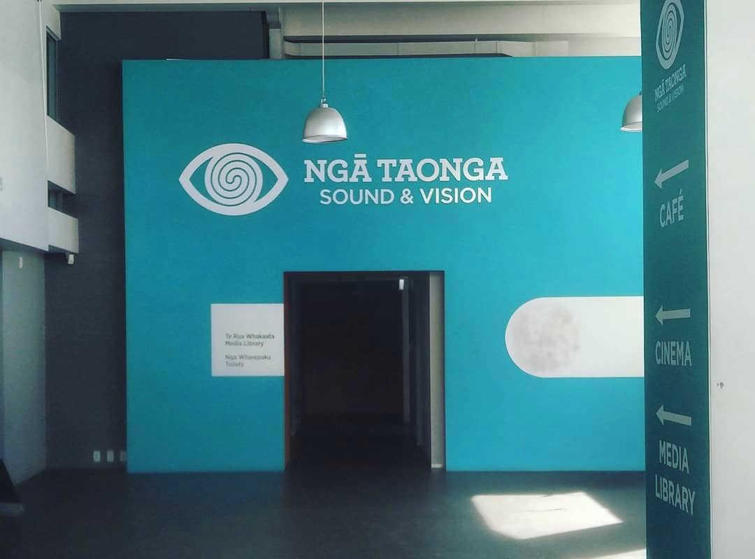 Ngā Taonga Sound & Vision @lofiframes