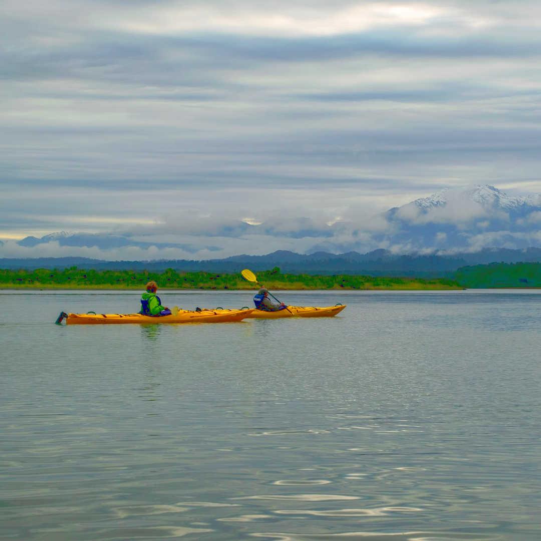 Okarito Lagoon,New Zealand @emotivephotography