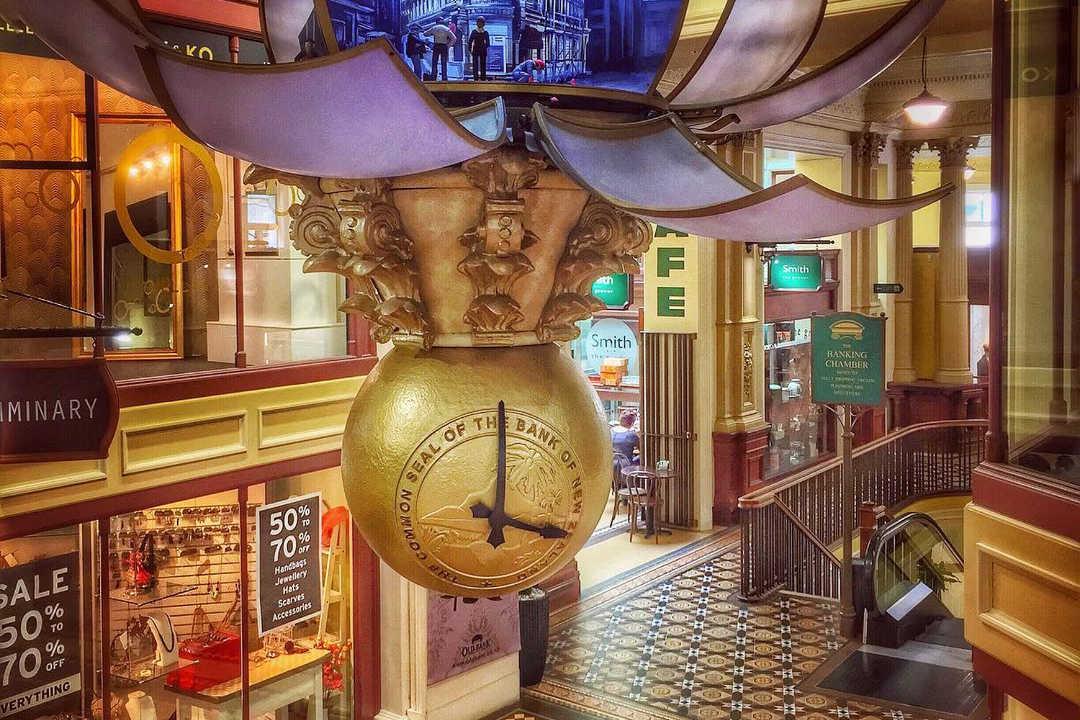 Old Bank Arcade @chelebanks