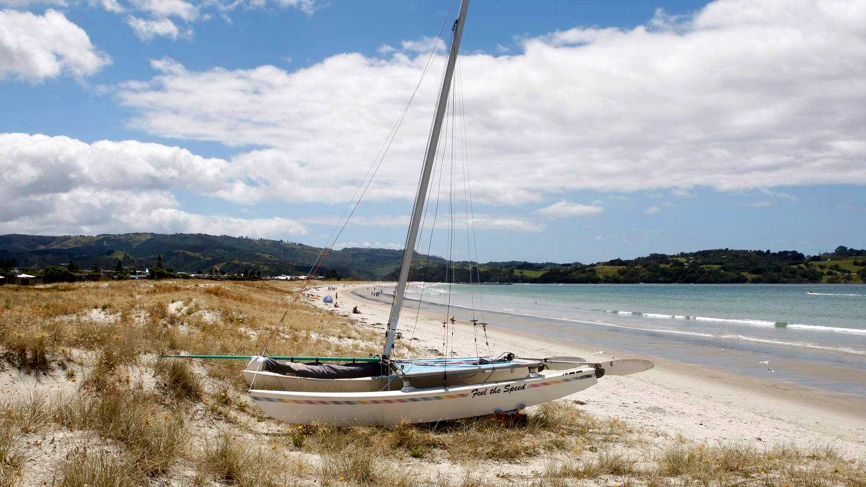 Omaha Beach, Auckland, New Zealand @Chris Gorman, Herald on Sunday