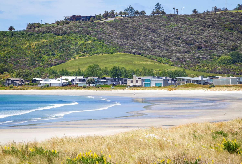 Omaha Beach, Auckland, New Zealand @NZ Herald