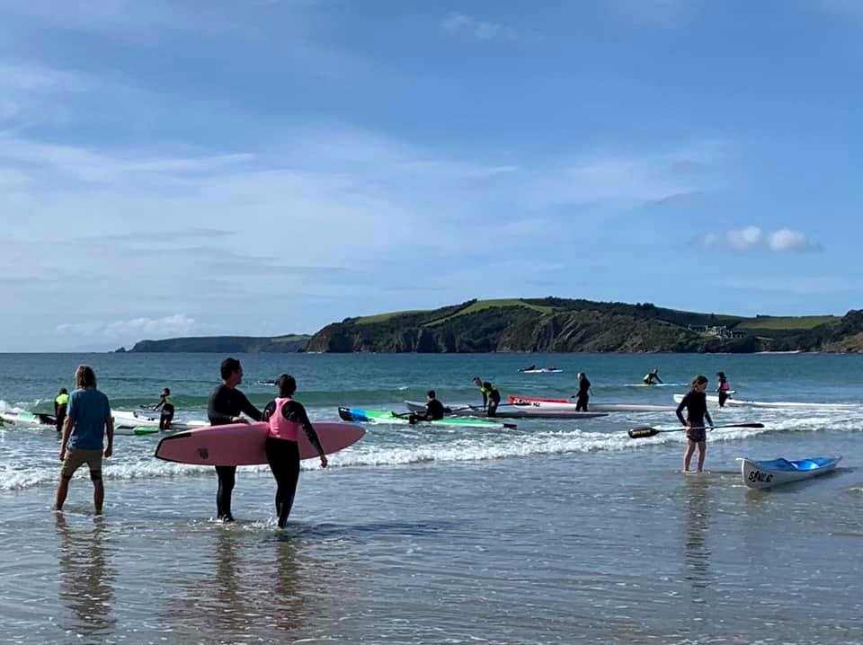 Omaha Beach Surf Club, Auckland, New Zealand @Omaha Beach SLSC Inc