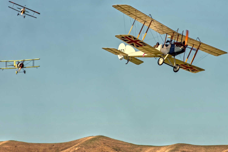 Omaka Air Show, Blenheim,New Zealand @Tim Cuff