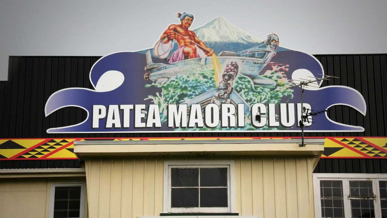 Pātea Māori Club @Te Ara
