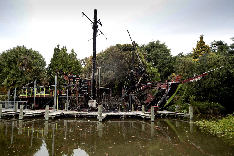 Pirate ship @NZ Herald