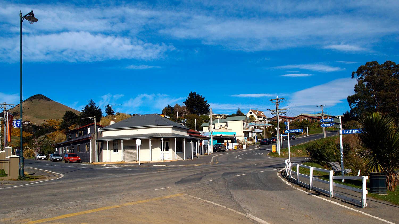 Portobello, Otago Peninsula, Dunedin, New Zealand @Ulrich Lange