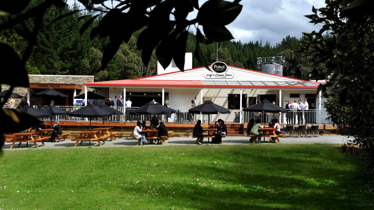 Puhoi Valley Cheese and Cafe, Auckland, New Zealand @NZ Herald