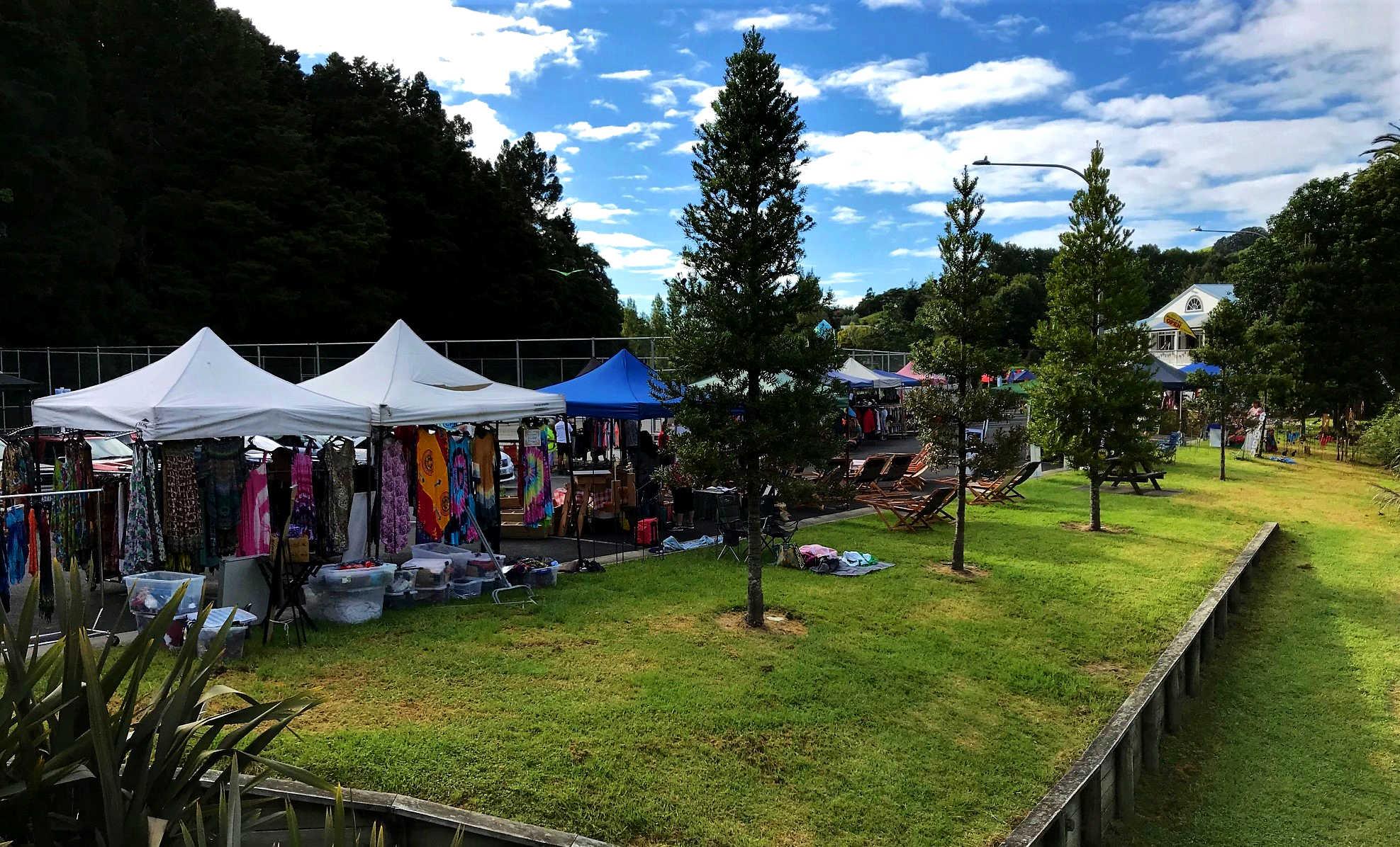 Puhoi Village Market, Auckland, New Zealand @Puhoi NZ