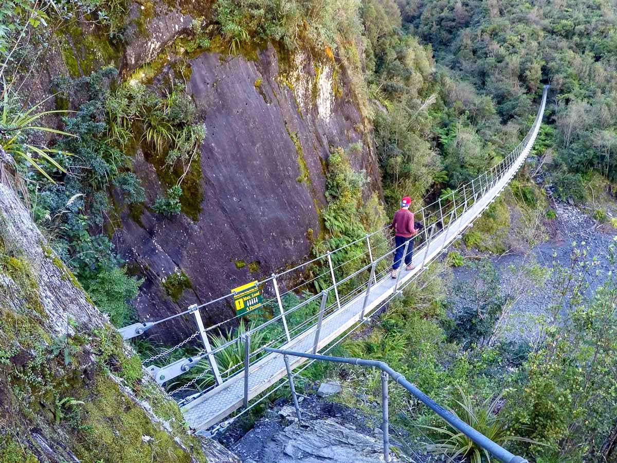 Roberts Point Track, New Zealand @Freewalks