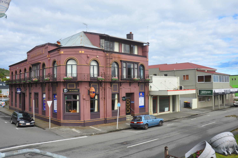 Royal Hotel,New Zealand @Odt