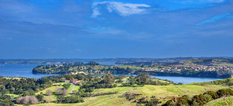 Shakespear Regional Park,New Zealand @Bookabach