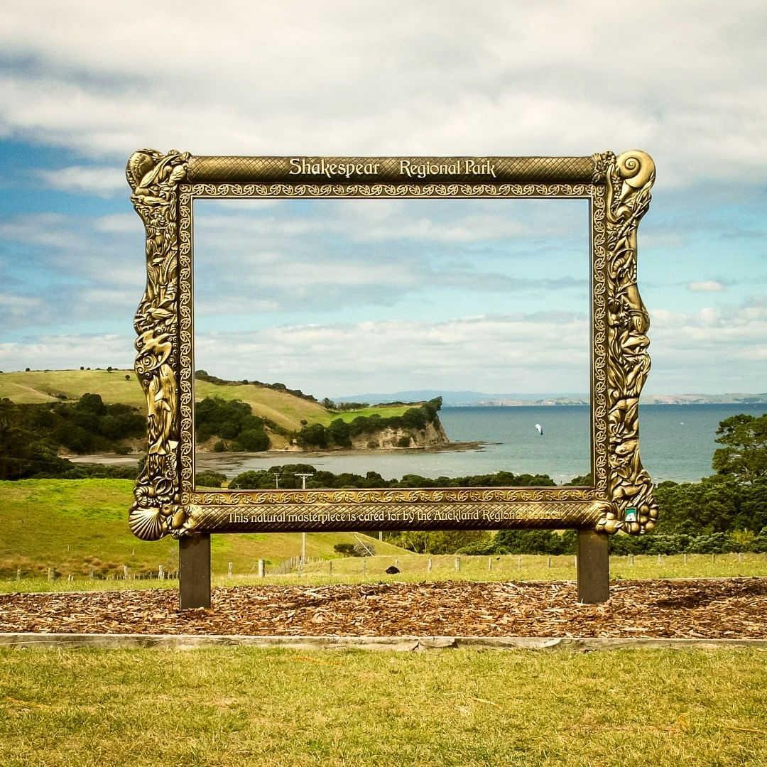 Shakespear Regional Park,New Zealand @vikthelittleonion