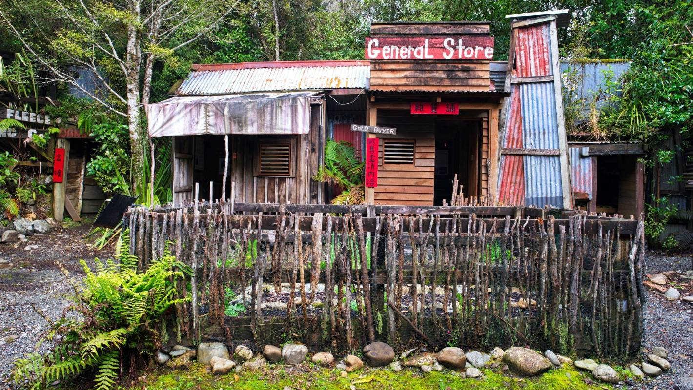 Shantytown, Greymouth,New Zealand @Stuff