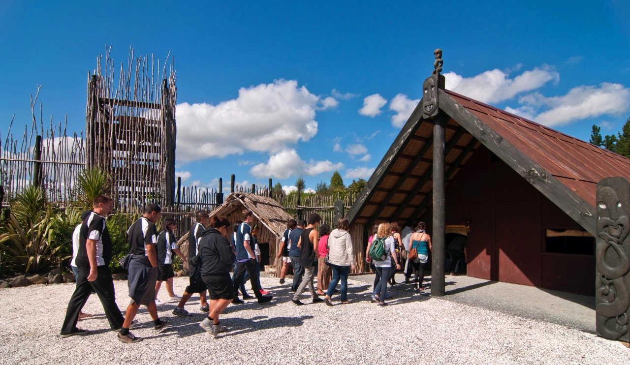 Te Hana Te Ao Marama Maori Cultural Centre, Auckland, New Zealand @AucklandNZ