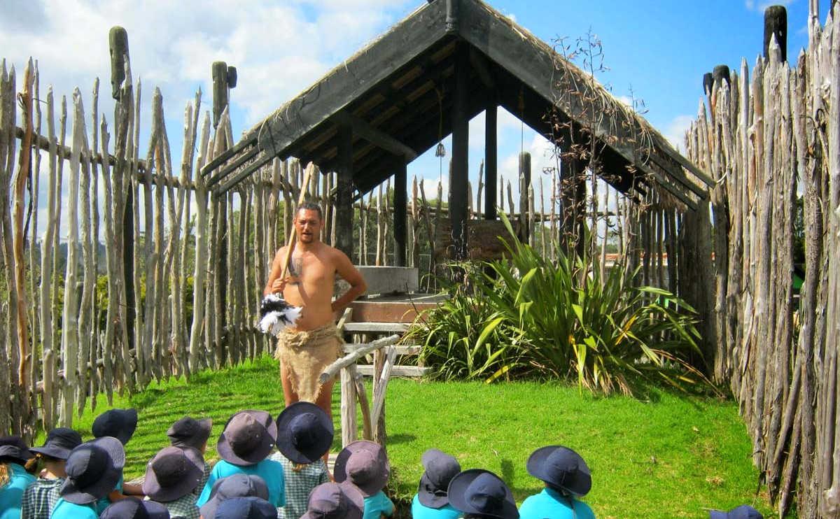 Te Hana Te Ao Marama Maori Cultural Centre, Auckland, New Zealand @VisitWellsford