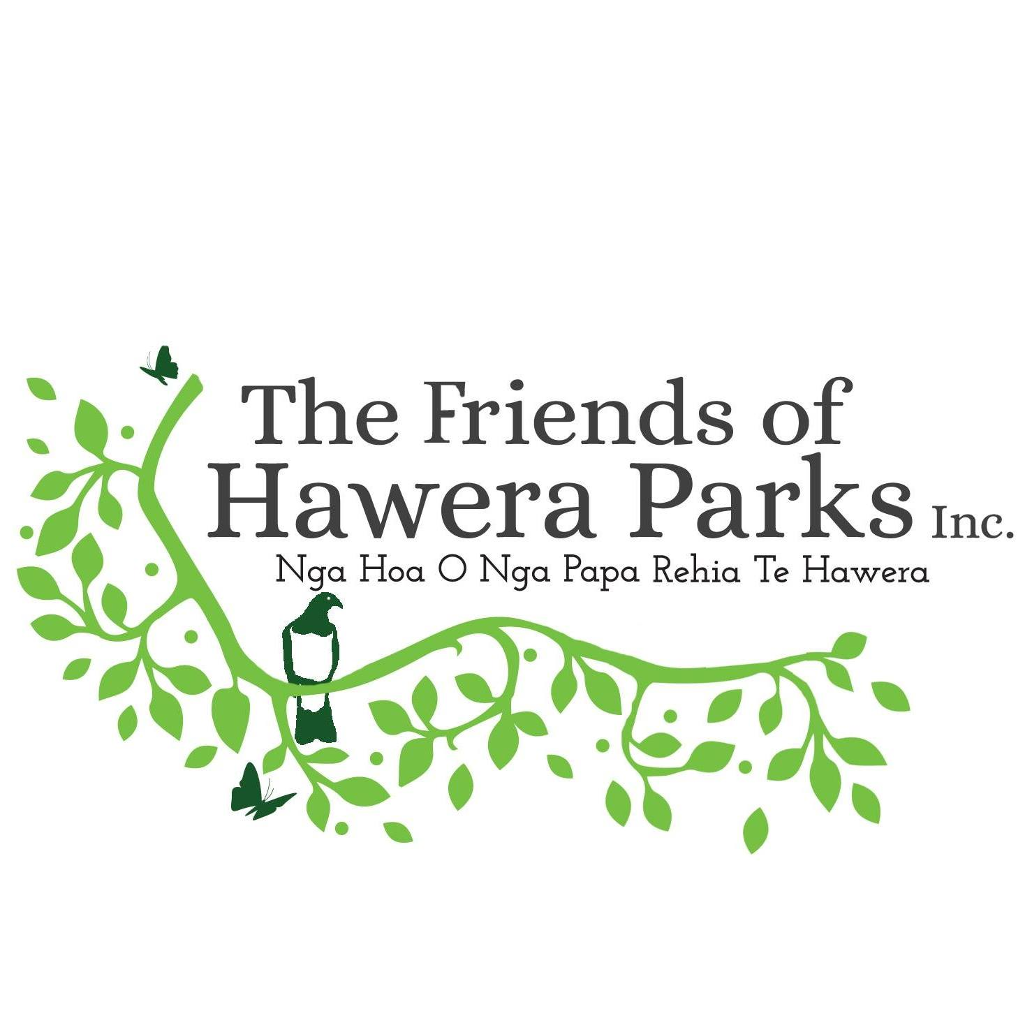 The Friends of Hawera Parks @The Friends of Hawera Parks Inc.