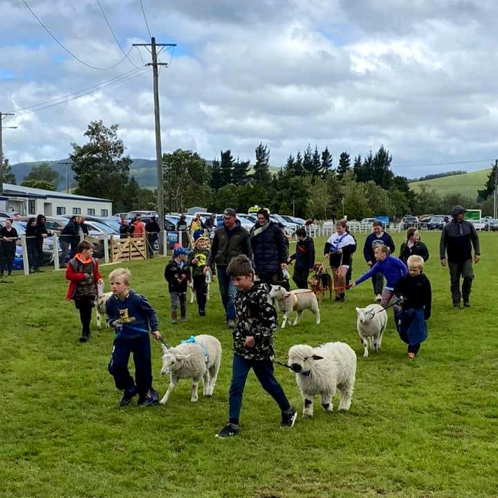 Tokomairiro A&P Show, Otago, New Zealand @TokoAPSociety