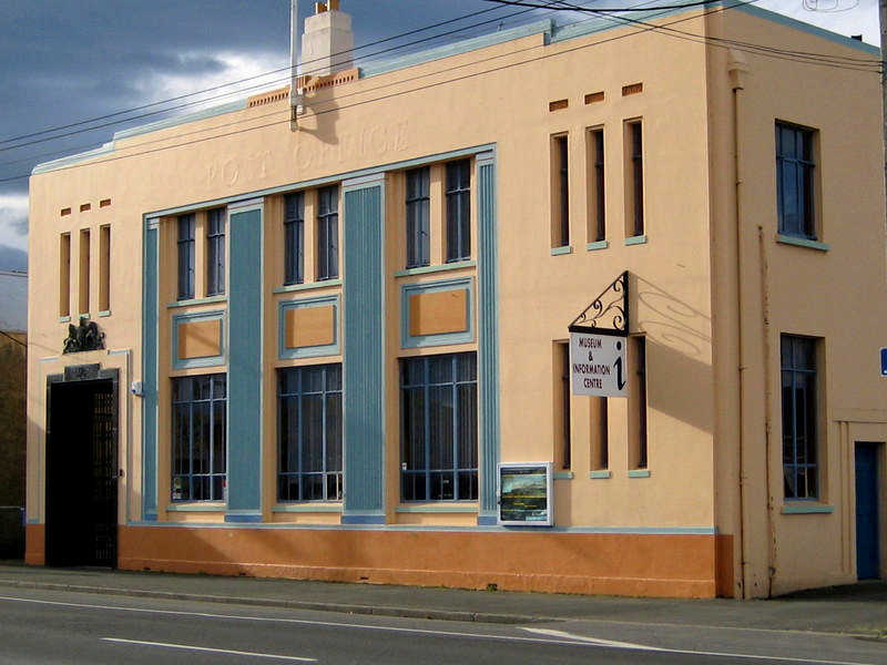 Tokomairiro Museum, Otago, New Zealand @NZ Museums