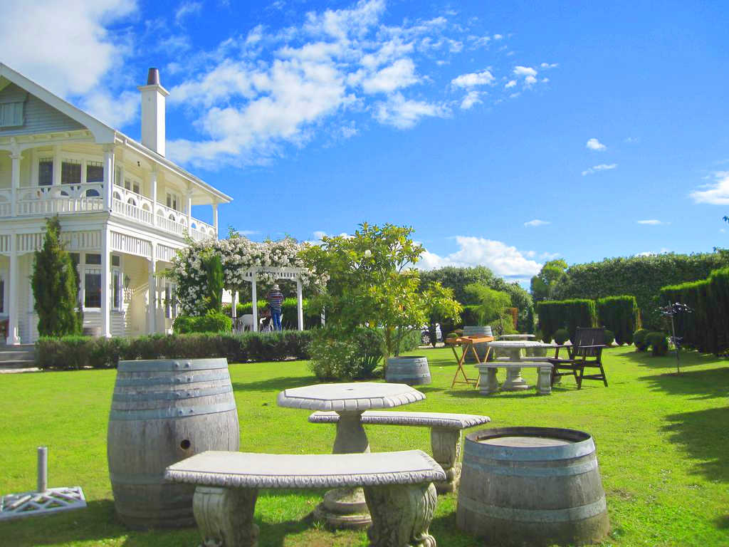 Vynfields Winery, Martinborough, New Zealand @vynfields