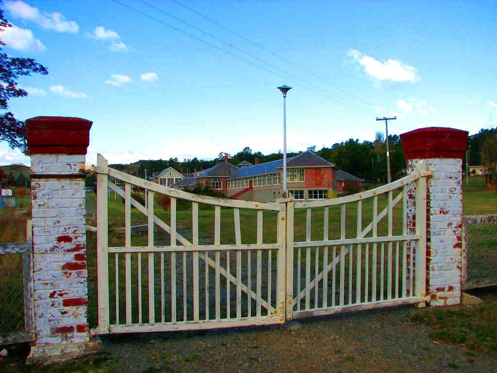 Waipiata sanatorium, New Zealand @Andrew