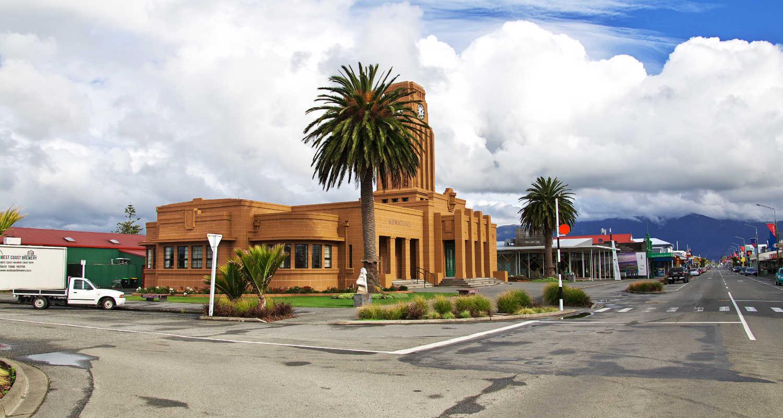 Westport,New Zealand