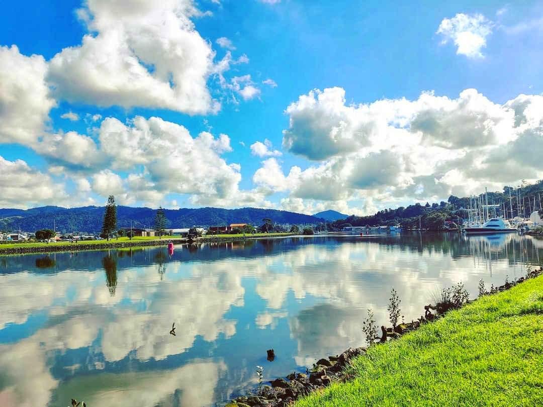 Whangarei's Hatea Loop walkaway,New Zealand @northlandnz