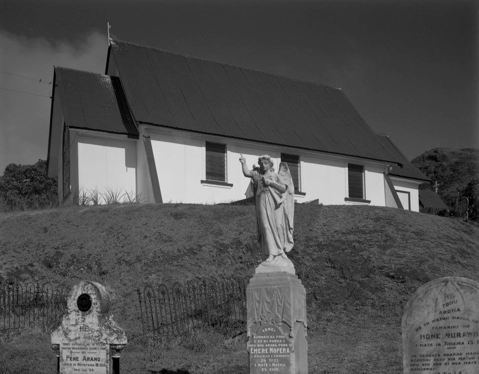 St Clements Maori Anglician Church @StClementsChurchAhipara