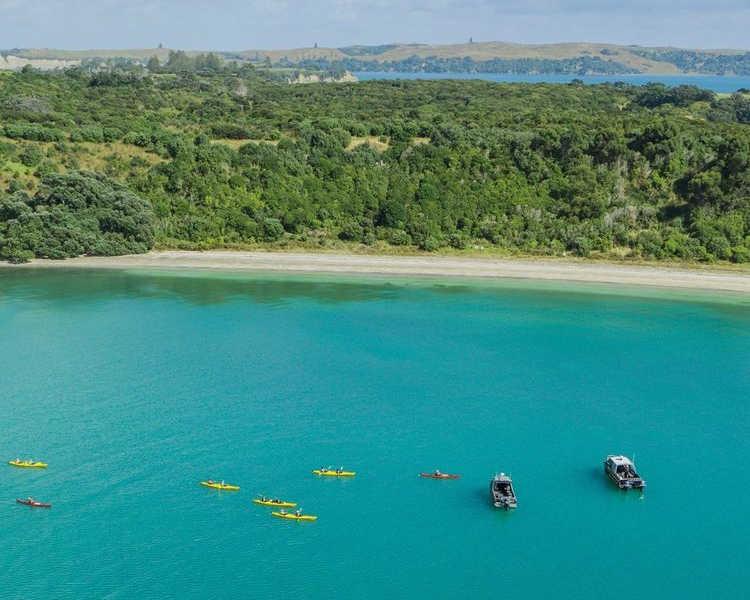 Motuihe Island @Downunder Travel