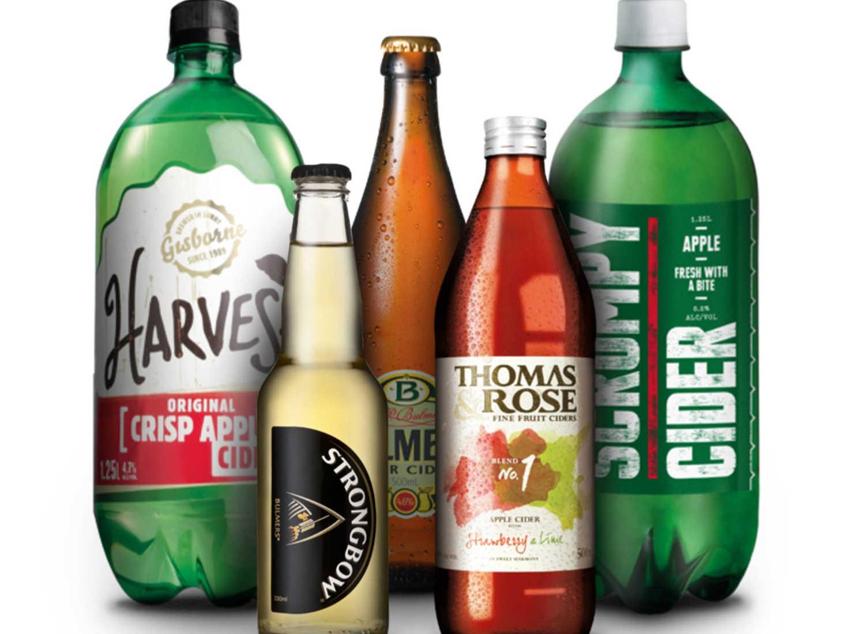 @Harvest Cider