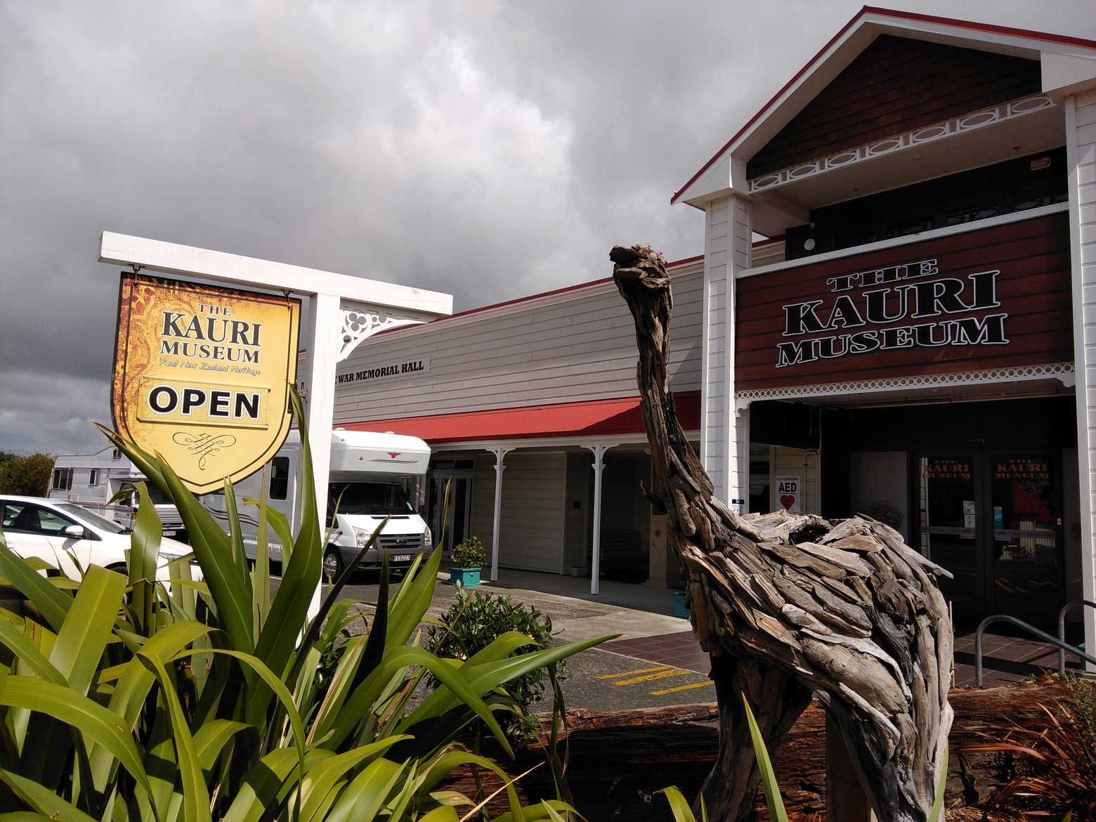 Kauri Museum, Northland, New Zealand @KauriMuseum