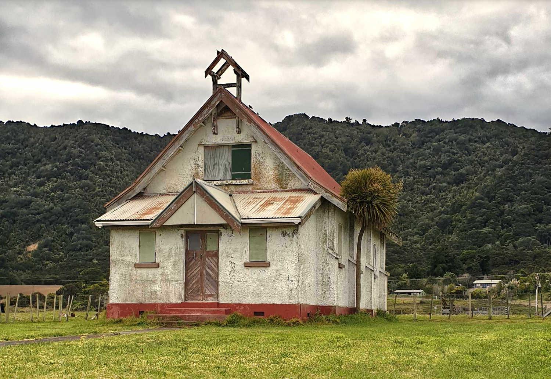 East Cape church ready for TLC,New Zealand