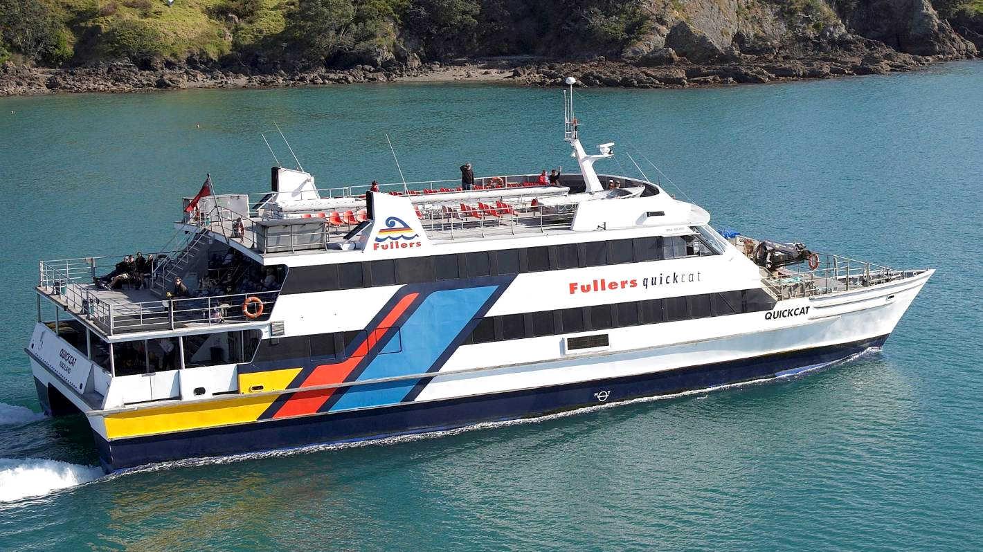 Fullers ferry @Stuff