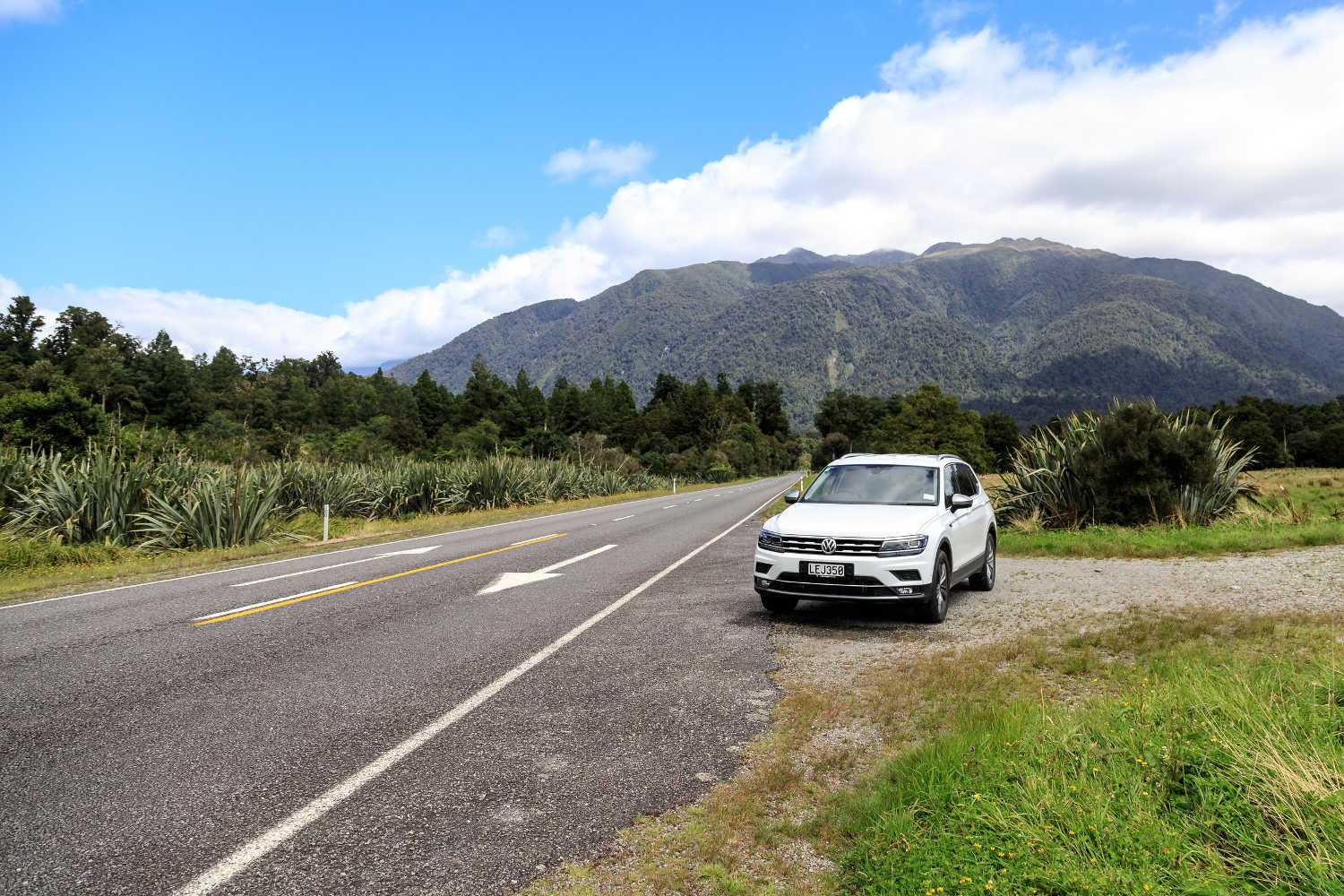 Haast Pass Road Conditions @Prepona info