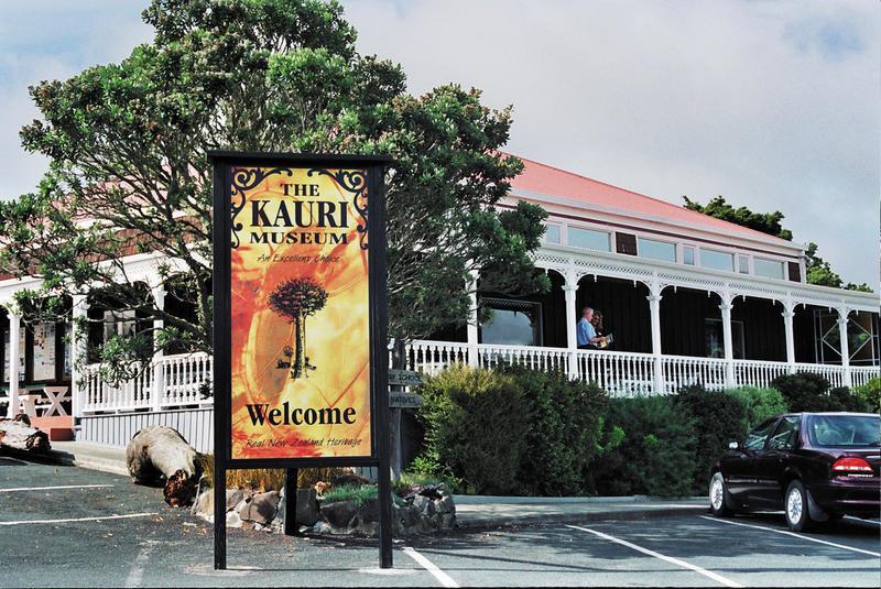 Kauri museum @nzmuseums