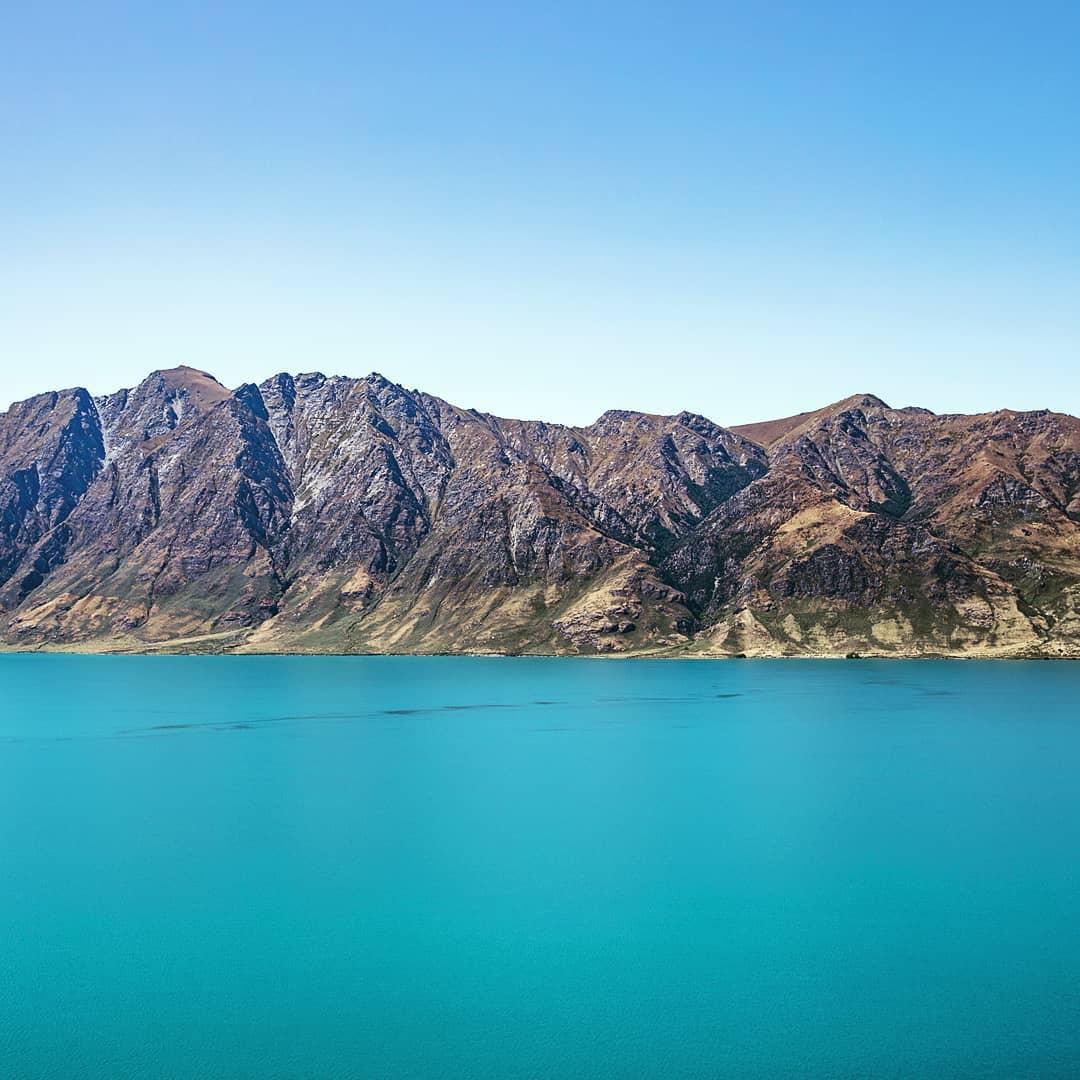 Lake Hawera,New Zealand @nikolaskhurana